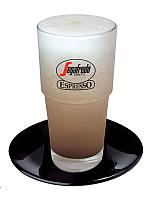 Segafredo-Latte Macchiato Glas