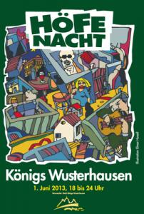 (c) http://www.koenigs-wusterhausen.de/720450/Hoefe-Nacht-2013