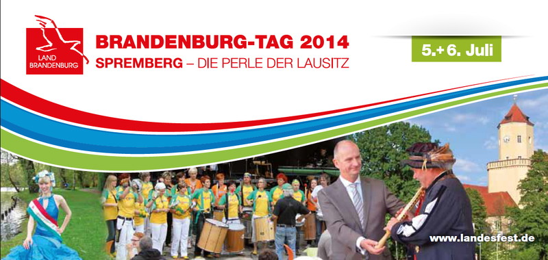 Brandenburgtag 2014 - Spremberg