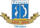 700 Jahre Prieros - Logo